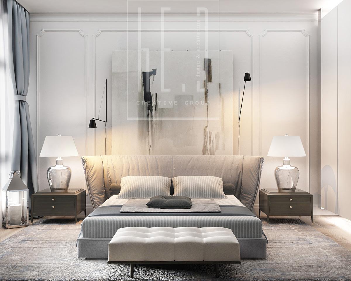 дизайн интерьера квартиры киев