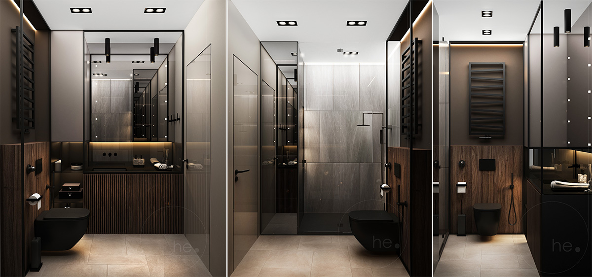 дизайн интерьера квартиры в хоффманн хаус