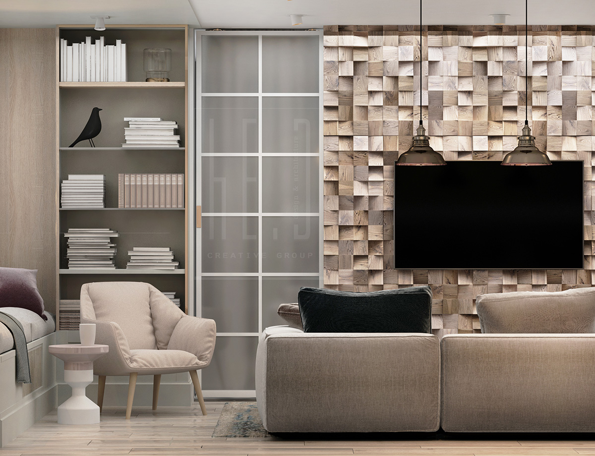 interior design by he.d creative group