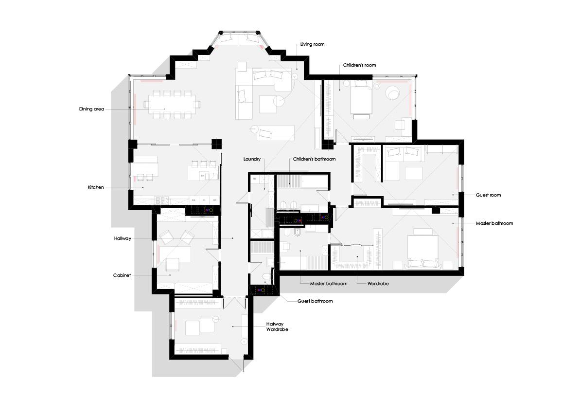interior design studio kiev